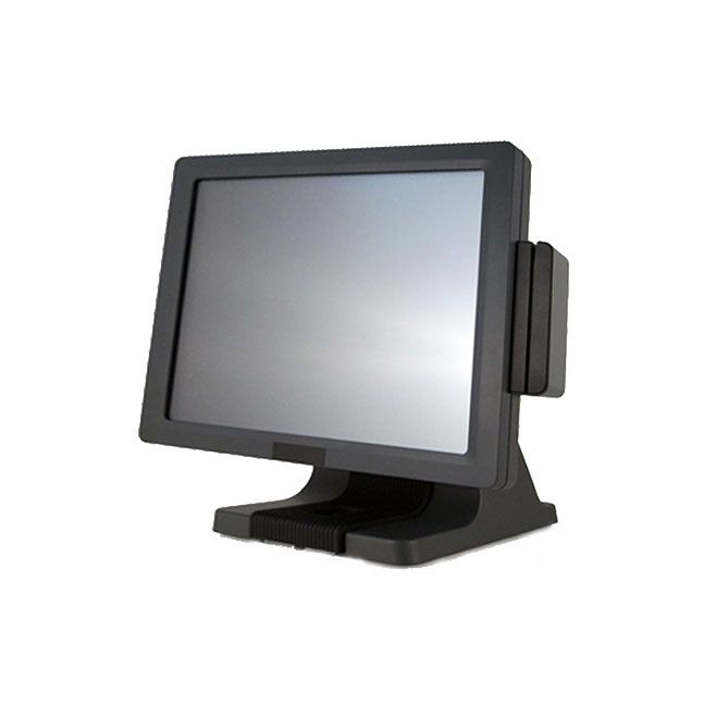 "POS-терминал iTouchPOS 485L, черный, 15""; C48, Intel D525,1.8G DuoCore, RAM 2Гб, 320GB, MSR, fanless, без ОС картинка товара AuTrade.ru"
