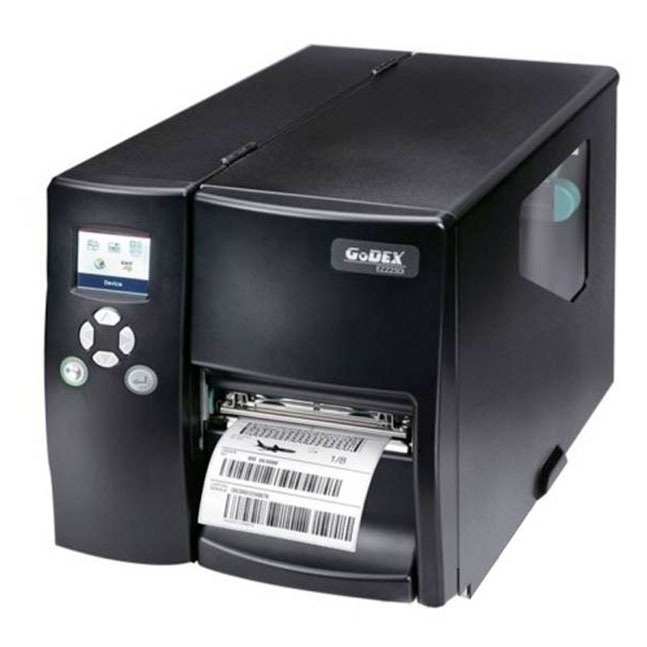 Принтер этикеток Godex EZ 2350i 300 DPI, RS232, USB, TCPIP, USB HOST картинка товара AuTrade.ru