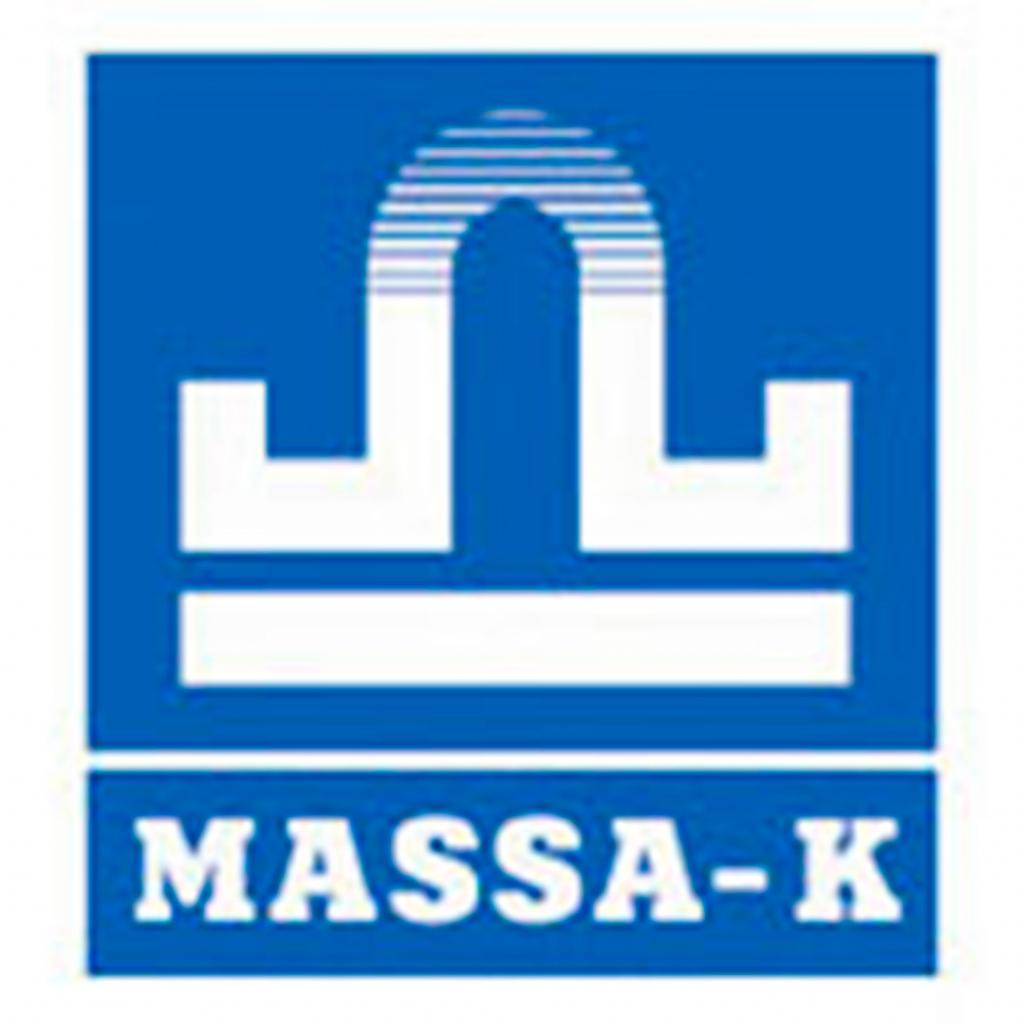 Масса-К логотип изображение